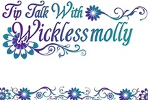 Tip Talk With Wicklessmolly / Sharing business tips for Independent Consultants who work from home as direct sellers. Primary focus will be Independent Scentsy Family Consultants. Tip topics will include party planning, hostess coaching, social media, recruiting, and much more. I will always share a quote of the day and share one thing I am grateful for. / by Wicklessmolly