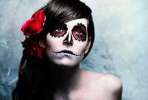 costume makeup / by Briana McDonald