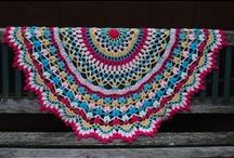 Crochet - Afghans / by Tina