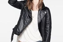 Leather jackets / by Kelly Dougher