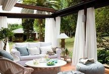 Outdoor Heaven / outdoor living space