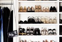 Organization / Organization ideas & solutions (mostly for clothes and beauty products).