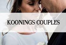 KOONINGS COUPLES / YOU DID IT!  Jullie zijn net getrouwd in trouwkleding van Koonings The Wedding Palace. Op dit bord zie je de ingestuurde foto's door #Koonings bruidsparen. Wij wensen hen allemaal heel veel geluk en liefde toe!