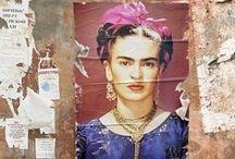 Frida Kahlo / Everything Frida ✊✒