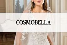 COSMOBELLA / Cosmobella is een bruidsmodemerk afkomstig uit Italië. De kenmerken van de bruidsjurken van Cosmobella zijn trend-proof en tijdloos. Bij deze bruidsmode worden eenvoudige bruidsjurken en verfijnde detaillering samengevoegd in een prachtige bruidsjurk. De stijl van deze bruidsjurken kunt u plaatsen in de categorieën eenvoudig en stijlvol. De vrouwelijke vormen komen ten goede door de ontwerpen van de bruidsjurken. #cosmobella #koonings