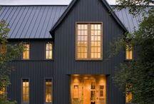 Black Farm House