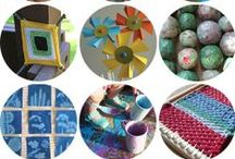 Craft Ideas & Tips / Kid crafts, crafts for adults, and tips too! / by Hanan Webster // EatCraftParent