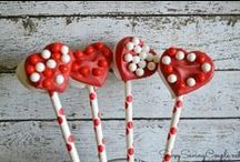 Valentine's Day / Treats, crafts, and decorations for Valentine's Day! / by Hanan Webster // EatCraftParent