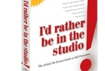 The Business of Art / Help for the left-brain part of running an art business. / by Many Muses Studio