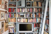 Nesting / Home is where the books are... / by Jess Edwards