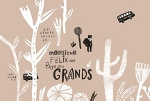 Illustration / by Claire Gorvan