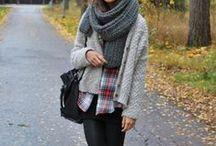 Fall/Winter Style / by Allie Ovaitt
