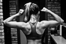 Fitness / by Allie Ovaitt