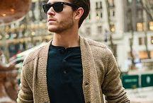Daniel, Take Notes / Men's fashion that women love. / by Madison Britt