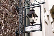 McCrady's Restaurant Weddings