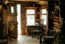 Cabin Fever / Feathering my cozy little nest somewhere in the mountains / by Many Muses Studio