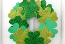 St. Patricks Day / Crafts, recipes, and decor ideas / by Hanan Webster // EatCraftParent