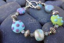 Beaded Bracelets / by Jennifer Turner
