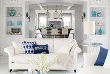 The OC / Furnishing my potential beach house... / by Many Muses Studio