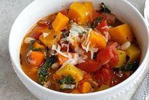 Salads, Soups, & Chilis