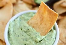 All The Snacks + Apps / The best snacks and appetizer recipes I've found!