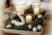 All Things Christmas / Inspiration and ideas for all things Christmas - decorations, traditions, entertaining, and the heart of the holidays.