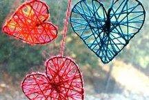 All Things Valentine's Day / Crafts, ideas, and inspiration for Valentine's Day!