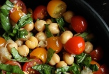 I love VEGETABLES recipes / Vegetarian, vegan, and healthy dishes with a touch of meat to try.