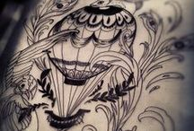 Tattoos / by Steph