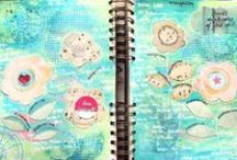Tusia's Art-Journaling