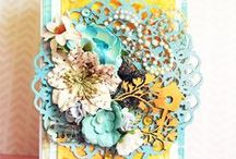 Tusia's cards, tags, albums