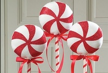 Candy Christmas Tree Ideas / by Karen from Sew Many Ways