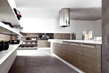 kitchens / by Dora Weathers