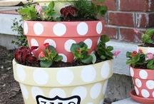 Outdoor garden ideas / by Cindy Cranford