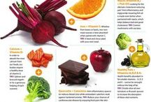 Ideas for better nutrition and taste! / Nutrition ideas to spark your own culinary ingenuity!