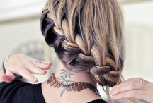 Hair  / by Angie Bastidas