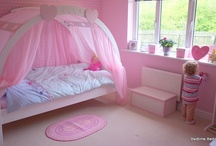Girls Beds by Bedtime Bedz / Beautiful girls beds including Princess, castle, l shaped, carriage and more!