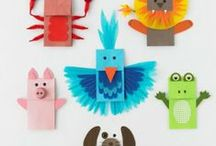 Papercrafts / creative papercrafts, how many lifes has paper?