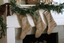 Burlap Love / by Karen from Sew Many Ways