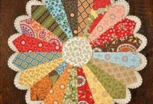 Quilts, old and new, to keep you warm and inspired / by Carol T Dale