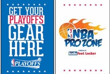 The ProZone / We have everything you need to cheer on your favorite teams! / by KIDS FOOT LOCKER (Official)