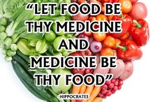 Nutrition / Health Benefits and Sources for Food: Minerals and Vitamins.  / by Ayleyaell Kinder