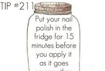 Beauty tips  / by Hayley Christianson