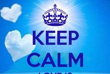 Keep Calm and Carry On / Keep Calm and Carry on Pinning variations of the Keep Calm Poster / by Ayleyaell Kinder