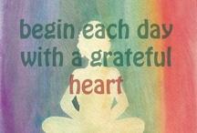 Gratitude & Thank you / by Ayleyaell Kinder