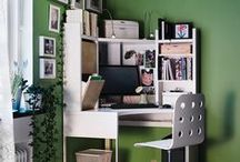 ideas for small home office