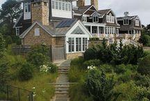 My Hamptons Dream Home / All things New England and coastal  / by Simon Lennox
