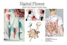 ~ Digital Flower ~ / Graphic Report S/S 2014 Digital Flower...be inspired More inspiration? www.charahoussart.nl
