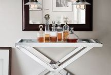 Bar & Countertop Decor / by Jennifer {Fab Fatale}
