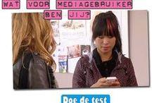 Lesmateriaal mediawijsheid / by Evelyn Verburgh
